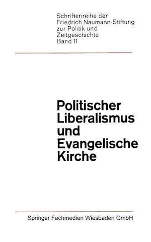 Politischer Liberalismus Und Evangelische Kirche af NA NA, Paul Luchtenberg, NA NA