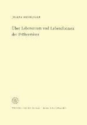 Uber Lebensraum Und Lebensformen Der Fruhsemiten af Joseph Henninger