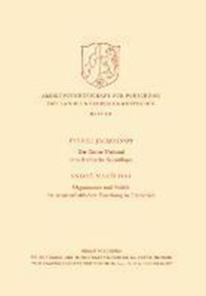 Das Centre National de La Recherche Scientifique / Organisation Und Politik Der Wissenschaftlichen Forschung in Frankreich af Pierre Jacquinot, Pierre Jacquinot