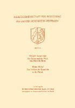 Das Leben Und Das Werk Von Heinrich Hertz / Das Problem Der Kausalitat in Der Physik af Giovanni Lampariello