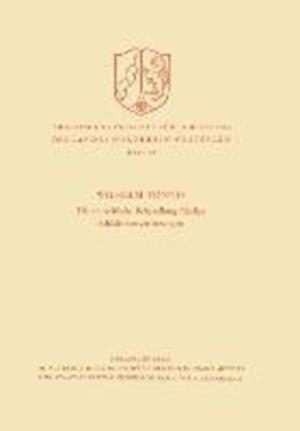 Die Neuzeitliche Behandlung Frischer Schadelhirnverletzungen af Wilhelm Tonnis