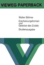 Erscheinungsformen und Gesetze des Zufalls af Walter Bohme