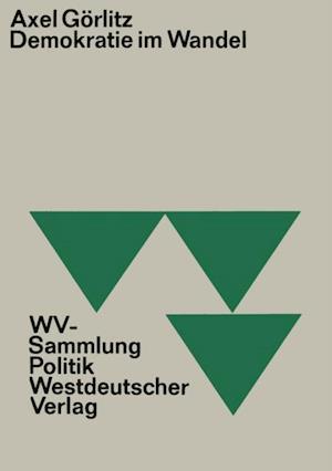 Demokratie im Wandel af Axel Gorlitz