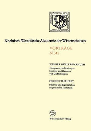 Einlagerungsverbindungen af Werner Muller-Warmuth