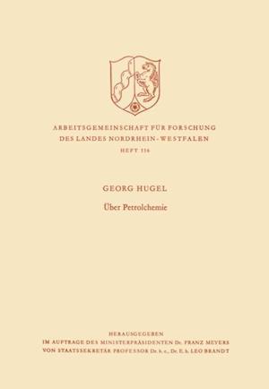 Uber Petrolchemie af Georg Hugel