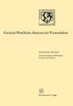 Die Mongolischen Heldenepen Struktur Und Motive af Walther Heissig