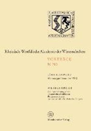 Wahrungsprobleme Der Ewg / Die Ausnutzung Eines Gesamtwirtschaftlichen Prognosesystems Fur Wirtschaftliche Entscheidungen af Leon H. Dupriez, Leon H. Dupriez
