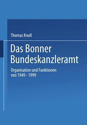 Das Bonner Bundeskanzleramt af Thomas Knoll