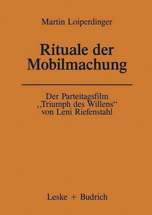 Der Parteitagsfilm Triumph Des Willens Von Leni Riefenstahl af Martin Loiperdinger