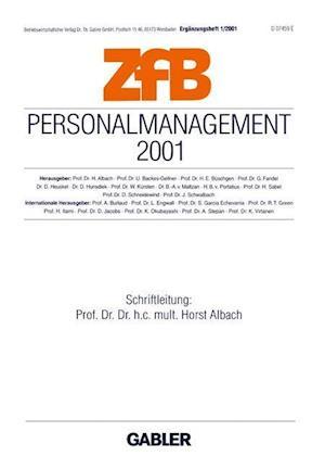 Personalmanagement af Horst Albach