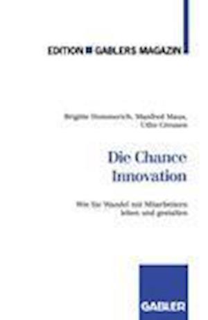Die Chance Innovation af Brigitte Hommerich