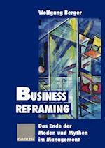 Business Reframing af Wolfgang Berger