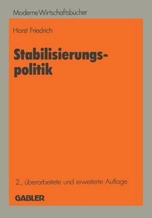 Stabilisierungspolitik af Horst Friedrich, Horst Friedrich