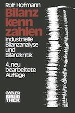 Bilanzkennzahlen af Rolf Hofmann