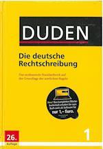 Duden (1) - Die deutsche Rechtschreibung (HB) - 26. Auflage (Duden, nr. 1)