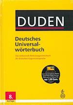 Duden Deutsches Universalwörterbuch (HB) - 8. Auflage