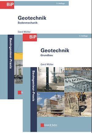 Bog, paperback Moller: Geotechnik Set af Gerd Moller