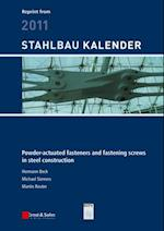 Powder-actuated Fasteners and Fastening Screws in Steel Construction af Martin Reuter