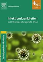 Die Heilpraktiker-Akademie. Infektionskrankheiten af Rudolf Schweitzer