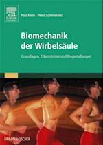 Biomechanik der Wirbelsaule af Paul Klein