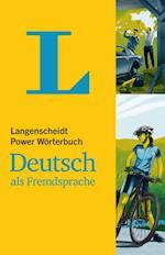 Langenscheidt Power Worterbuch Deutsch ALS Fremdsprache