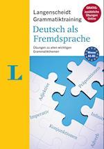 Langenscheidt Grammatiktraining Deutsch als Fremdsprache (Grammatiktraining)