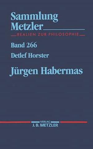 Jurgen Habermas af Detlef Horster