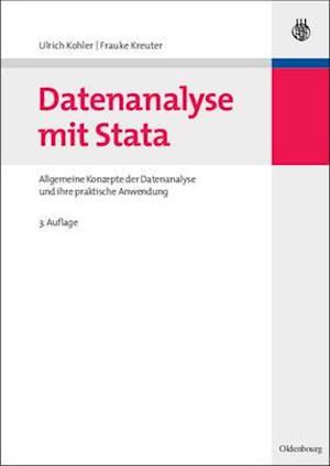 Datenanalyse Mit Stata af Ulrich Kohler, Frauke Kreuter