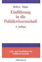 Einfuhrung in die Politikwissenschaft af Rudiger Kipke