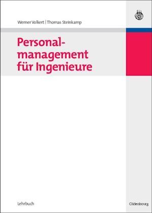 Personalmanagement fur Ingenieure af Werner Volkert