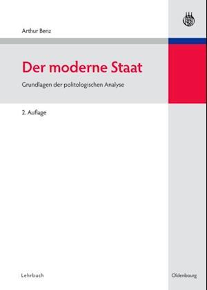 Der moderne Staat af Arthur Benz