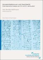 Arzneimittelkonsum Und Geschlecht af Annika Hoffmann