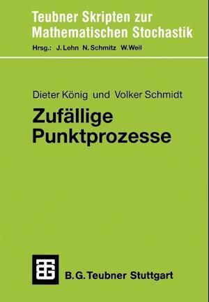 Zufallige Punktprozesse af Volker Schmidt