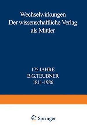 Wechselwirkungen af Reinhold Merkelbach, Reinhold Merkelbach