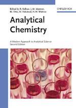 Analytical Chemistry af Matthias Otto, Robert Kellner, H Michael Widmer