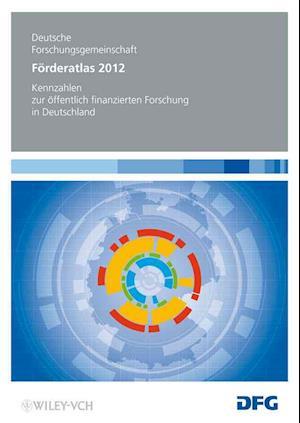 Forderatlas Deutschland af Deutsche Forschungsgemeinschaft (DFG)