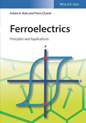 Bog, hardback Ferroelectrics af Prem Chand