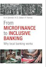 From Microfinance to Inclusive Finance