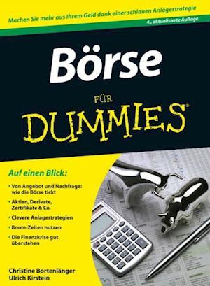 B rse f r Dummies af Ulrich Kirstein
