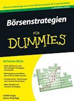 B rsenstrategien f r Dummies af Judith Engst