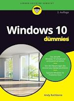 Windows 10 Fur Dummies (Fur Dummies)