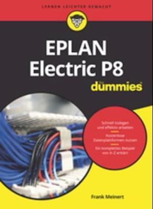 EPLAN Electric P8 f r Dummies af Frank Meinert