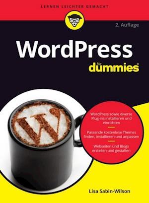 WordPress f r Dummies af Lisa Sabin-wilson