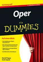 Oper f r Dummies (Fr Dummies)