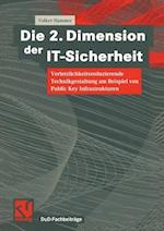 Die 2. Dimension der IT-Sicherheit af Volker Hammer