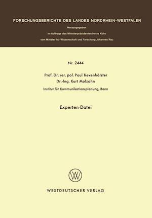 Experten-Datei af Paul Kevenhorster