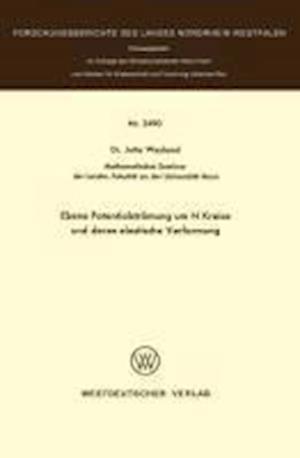 Ebene Potentialstromung Um N Kreise Und Deren Elastische Verformung af Jutta Weyland