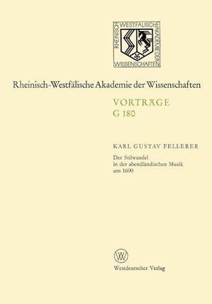 Geisteswissenschaften af Karl Gustav Fellerer