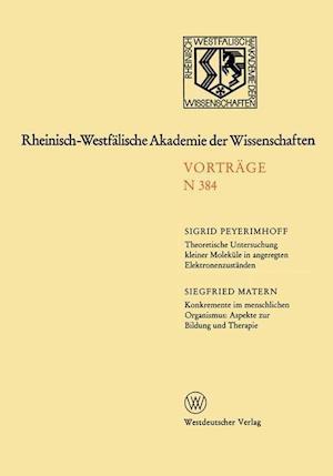 Rheinisch-Westfalische Akademie der Wissenschaften af Sigrid Peyerimhoff