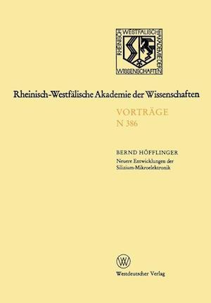 Rheinisch-Westfalische Akademie Der Wissenschaften af Bernd Hofflinger